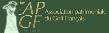 APGF- Association Patrimoniale du Golf Français