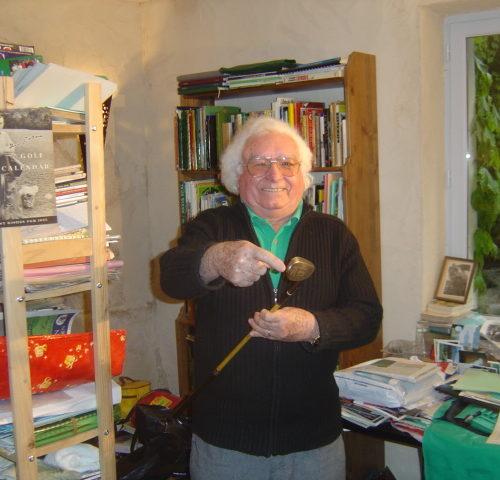 Roger Golias et le fer de son oncle