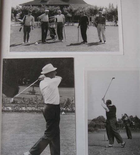 Vichy photos du golf et de joueurs
