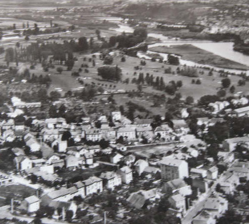 Vichy photo aérienne