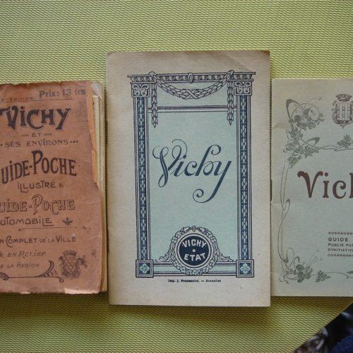 Livres Vichy