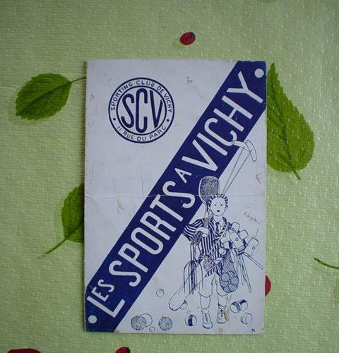 Les sports à Vichy