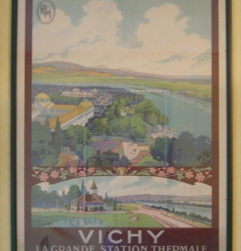 Vichy la Grande Station Thermale