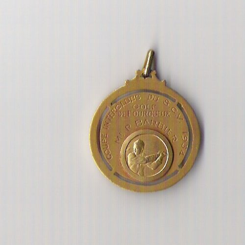 Vichy Médaille dos 1934