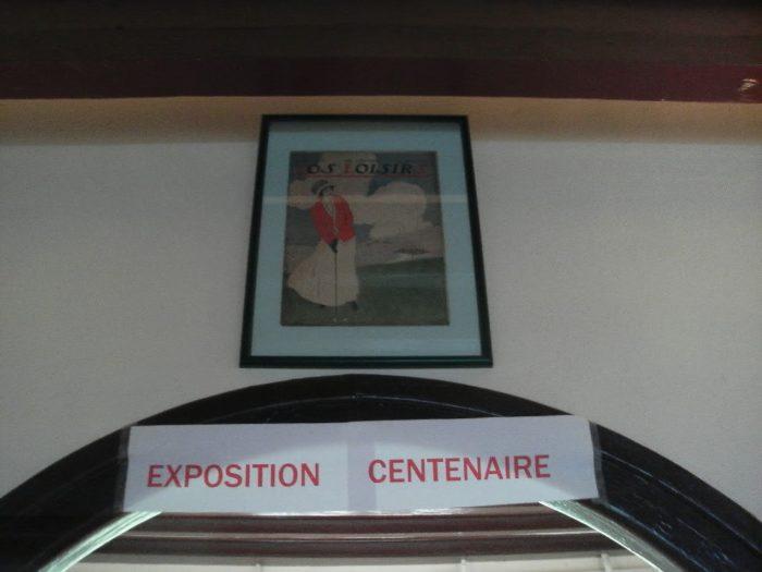 Entrée Exposition