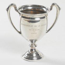 Coupe Championnat de la Boulie 1er prix 1931