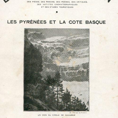 """revue de 1929 """" la petite illustration"""""""