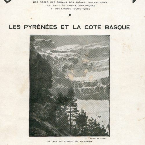 """revue de 1920 """" la petite illustration"""""""
