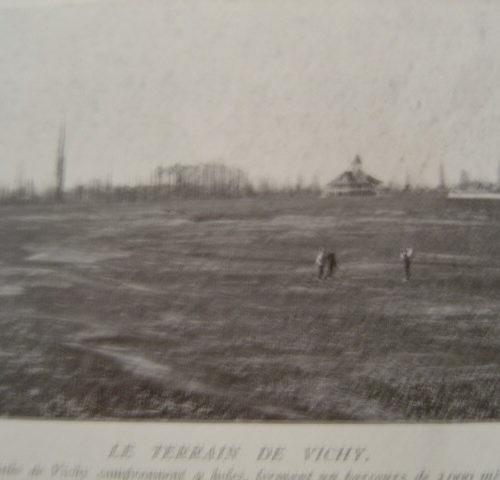 Links 9 trous en 1908