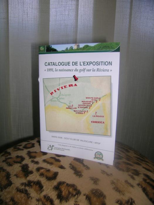 le catalogue de l'exposition