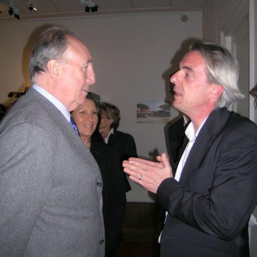 Discussion pour la création d'un musée du golf sur la Riviera ?