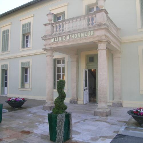 Mairie d'Honneur de St Raphaël