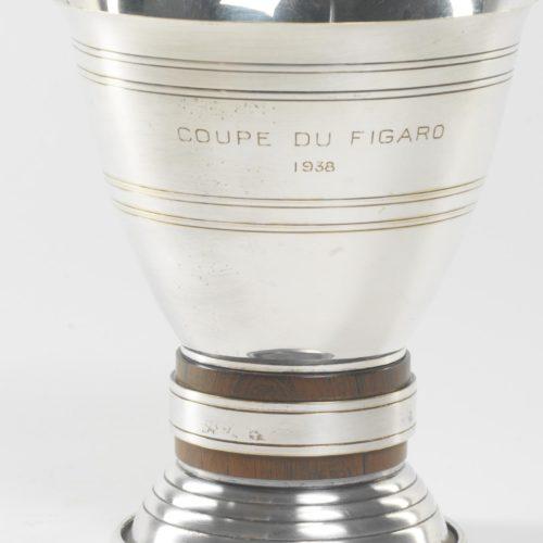 Coupe du Figaro de 1938 du golf d'Aix les Bains par Keller