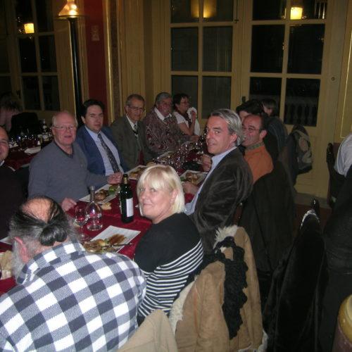 Dîner AFCOS à Bordeaux