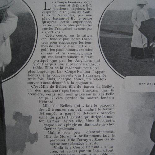 FEMINA 1908