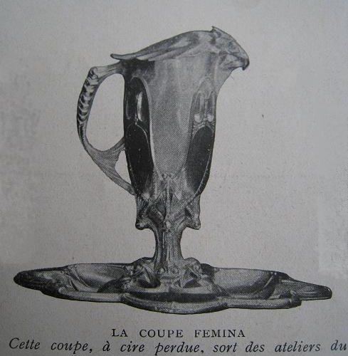 Trophée Coupe FEMINA