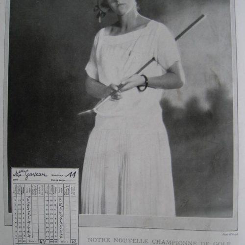 Janine Gaveau 1922