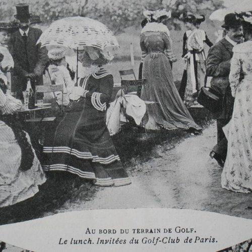 Lunch à la Boulie 1902