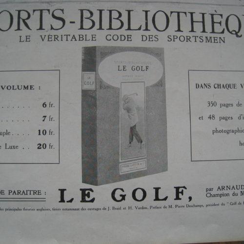 Le Golf Arnaud Massy