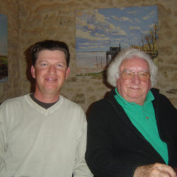 Jean Brice London et Roger Golias 2006