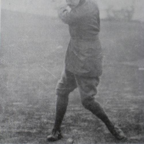 François de Bellet 1912