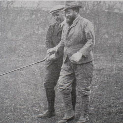 Jean de Bellet et Chasseloup - Laubat 1911
