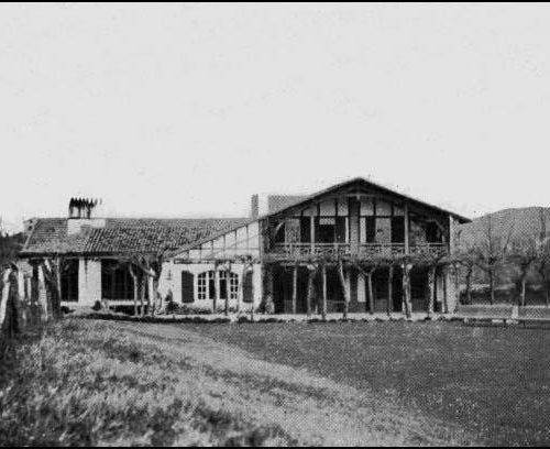 Club House 1914