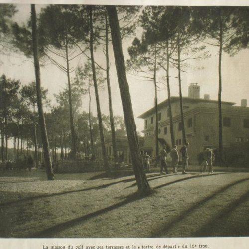1927 / Le départ du 10