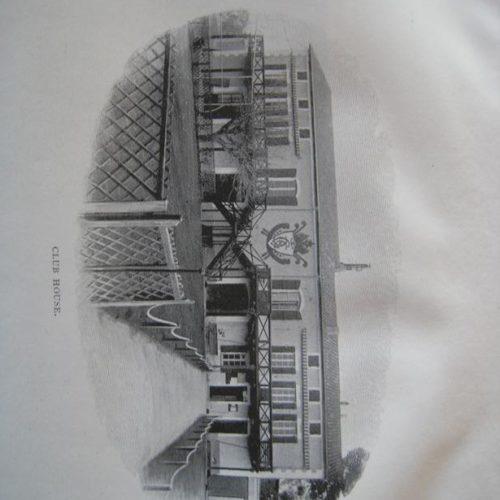 Le Club House 1897