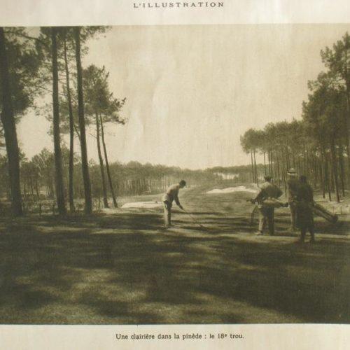 Chiberta 1927 / Le drive du 18
