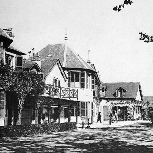Club house 1923