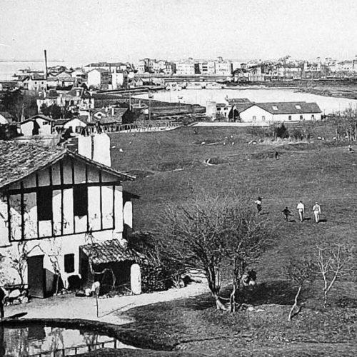 Vue du 17 en 1923
