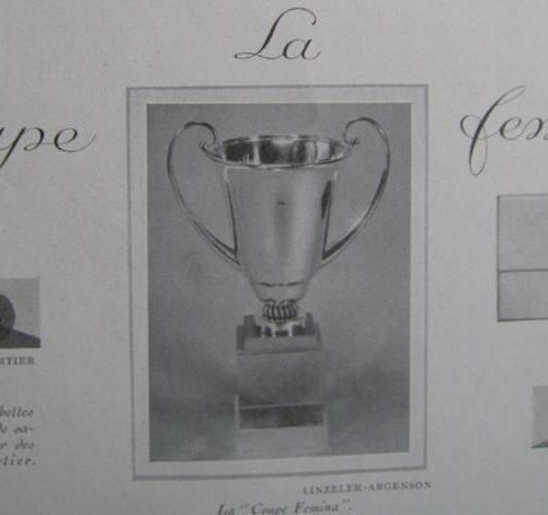 La Coupe Femina 1927