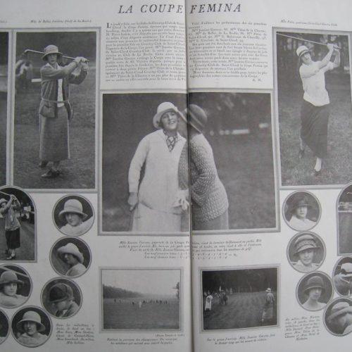Coupe Femina 1923