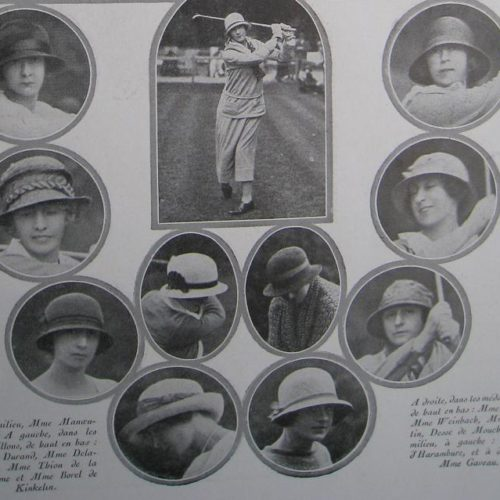 Autres Participantes Coupe Femina 1923