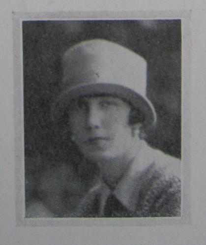 Pauline de Vilmorin 1927