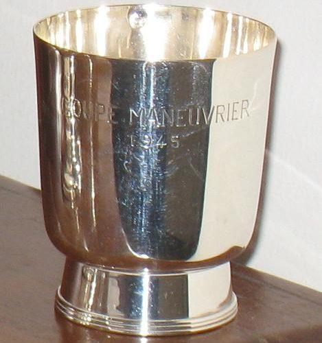 coupe souvenir Pierre Maneuvrier 1945