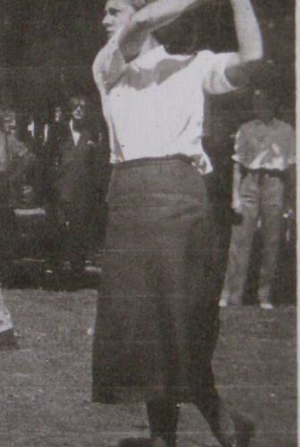 Cécile de Rothschild 1950