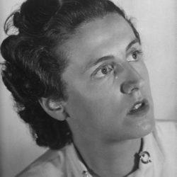 Portrait de Cécile de Rothschild 1944