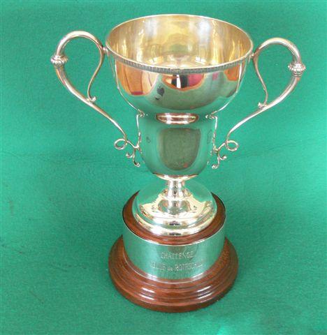 Coupe Souvenir Trophée Cécile de Rothschild