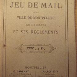 AUDIER Palemardier 1888