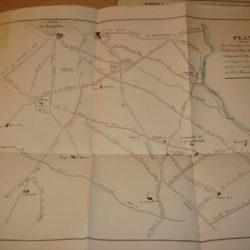 Plan des Arceaux