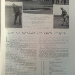 Le Championnat de France en 1910