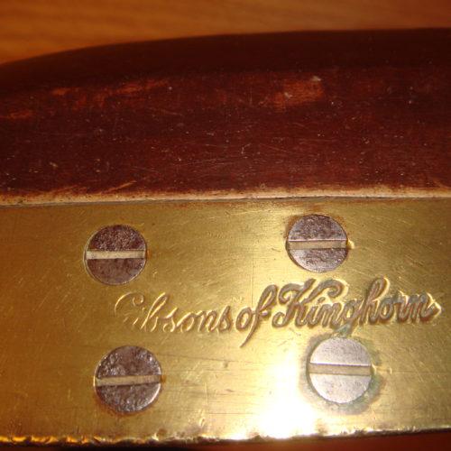 Semelle de Gibsons of Kinghorn