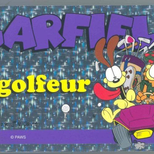 Garfield - Rigolfeur - 2002